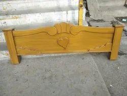 Wooden Bed Headboard