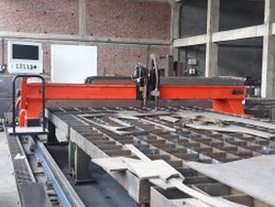 CNC Plasma & Oxyfuel Cutting Machine