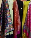 Indian Banarasi Dupatta - Party Wear Dupatta - Bridal  Dupatta -Wedding Dupatta