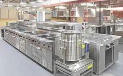 Commercial Kitchen Equipment Installation Service