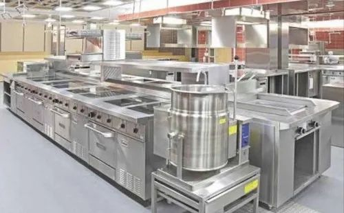 Commercial Kitchen Equipment Installation Service