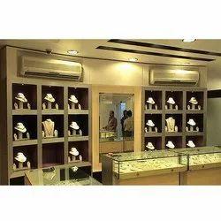 Jewellery Shops Interiors Jewellery Showroom Interiors Small Jewellery Shop Interior आभ षण क द क न क इ ट र यर सर व स ज व लर श प इ ट र यर आभ षण क द क न क आ तर क सज वट