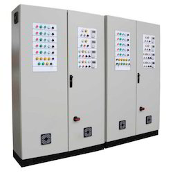 Three Phase Electric Control Panel, IP Rating: IP54