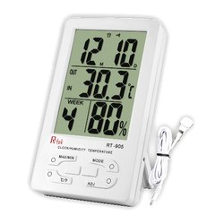 Digital Thermo-Hygrometers / IN-OUT Thermometer