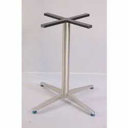 SS Cafeteria Table Stands