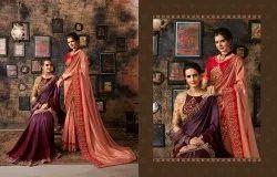Saree-Kessi Festival For Dhola Fabric Heavy Designer Sarees With Fancy Designer Blouse
