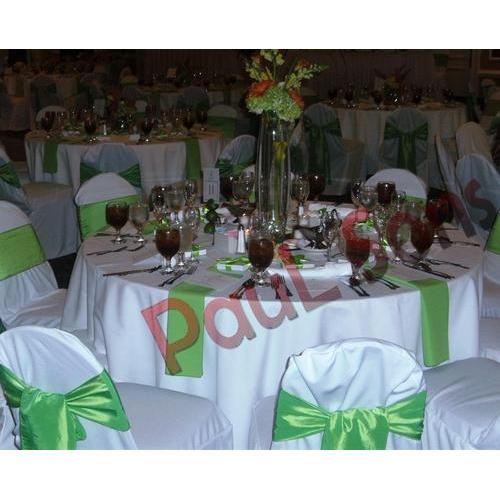 Cool White And Green Plain Dyed Chair Covers Paul Sons Id Inzonedesignstudio Interior Chair Design Inzonedesignstudiocom