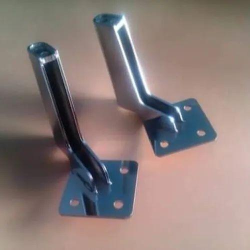 Mild Steel Glass Bracket