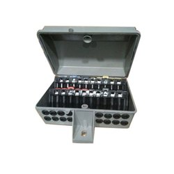 Mild Steel Distribution Box, IP Rating: IP33, Capacity: 100A