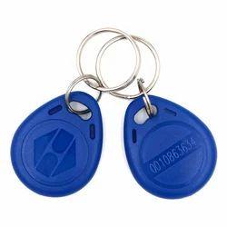 RFID Keychain 125khz & 13.56kHz