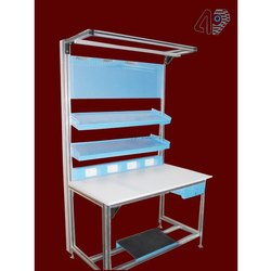 Abhay Products Stainless Steel Work Table