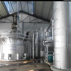 Pyrolysis Water Utilizing Machine