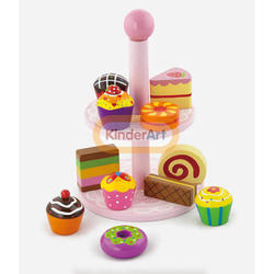 Cupcake with Stand Toy