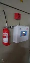 FM 200 Clean Agent System