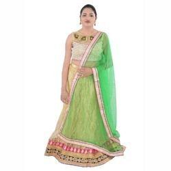 Bridal Heavy With Blouse Handwork Lehenga