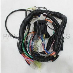 Three wheeler Front And Rear Harness Wire
