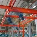 Light Weight KBK Suspension Cranes