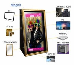 Magic Mirror Kiosk