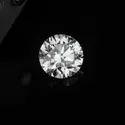 CVD Diamond 1ct F VS1 Round Brilliant Cut IGI Certified Stone