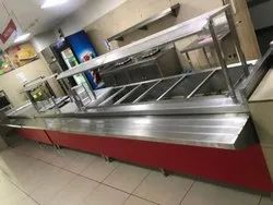Stainless Steel  Hot Bain Marie