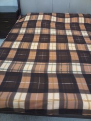 Single Bed Polar Blanket