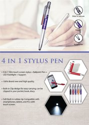 4 In 1 Stylus Pen - Giftana