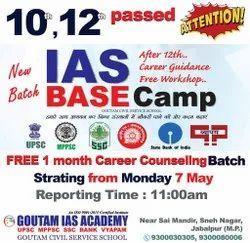 JABALPUR UPSC Courses, 100, India