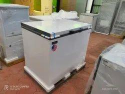celfrost White chest freezer (CF310), Refrigerant Used: R290, Size: Medium