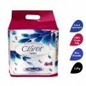 Claret Premium Quality Toilet Paper Roll (2 Ply) 4 In 1 Pack