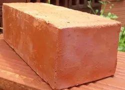 Clay Rectangular Red Exposed Brick