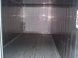 Used Reefer Marine Container