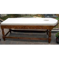 Spa Design Massage Table With Mattress