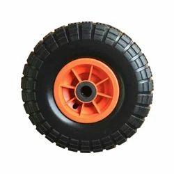 Black Trolley Wheel