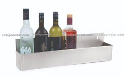 RECTANGLE Bar SPEED RAIL - STAINLESS STEEL, Mounting Type: Wall