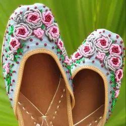 Spring Designer Punjabi Jutti