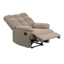 Strange Single Seater Recliner Sofa Pabps2019 Chair Design Images Pabps2019Com