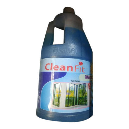 Clean Fit 5L Glass Cleaner, Packaging Type: Can