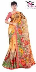 Miss India Vol 2 Turkey Print Printed Saree