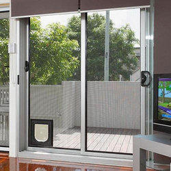 Sliding Door Insect Screen