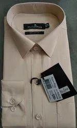 Plain Formal Men's Shirt, Packaging Type: Box