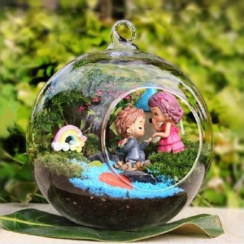 Ball Glass Globe Terrarium Rs 150 Piece Arya Industrial