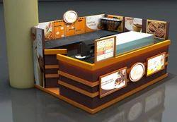 Food Kiosk Design in India