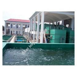 Textile Dyeing Wastewater Treatment Plant