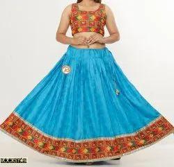 Ferozi Zam Cotton Veer Zara Lehenga Dress