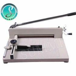 Paper Rim Cutter