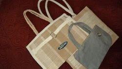 Natural Fiber Hand Bags