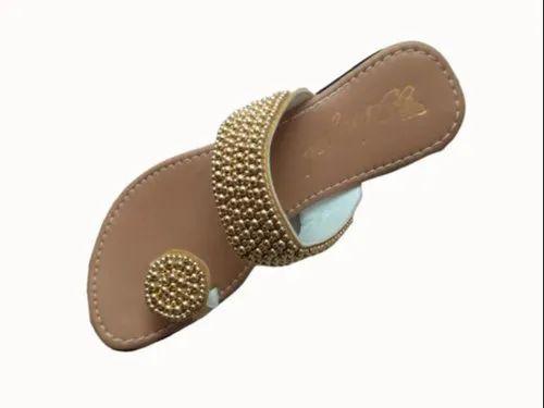 Flats & Sandals Casual Wear Women's Slippers, Rs 110 /pair Arora Footwear |  ID: 21192182248