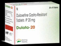 Dulata 20 - Duloxetine Gastro-Resistant 20mg