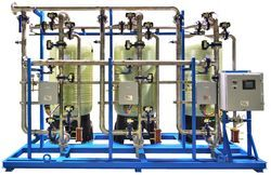 Industrial Water Softening Equipment