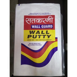 Laminated Wall Putty Bags